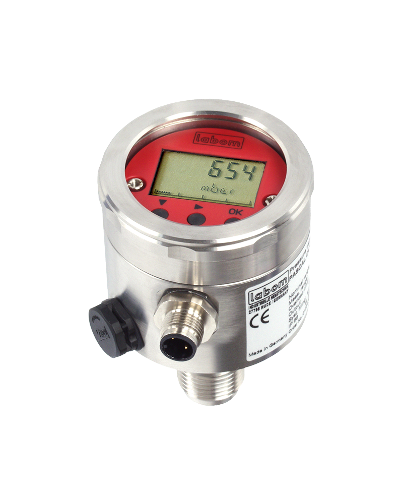 Pressure transmitter PASCAL CV with threaded connection - CV3100